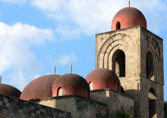 Chiesa San Giovanni degli Eremiti