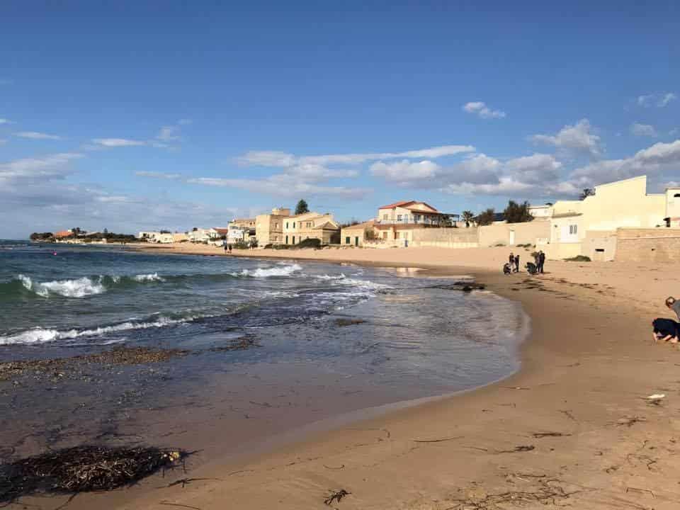 Spiaggia di Punta Secca