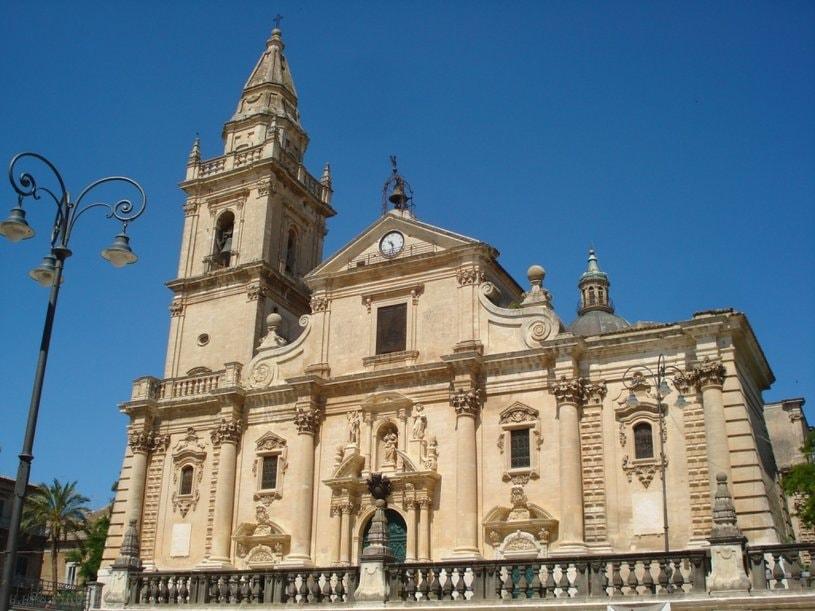 cattedrale ragusa