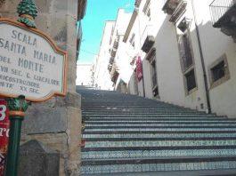 La Scalinata di Santa Maria del Monte di Caltagirone