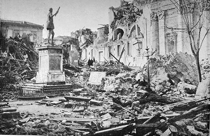 terremoto 1908 messsina