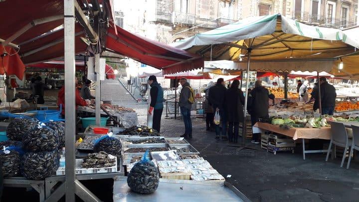 piscaria mercato del pesce di catania