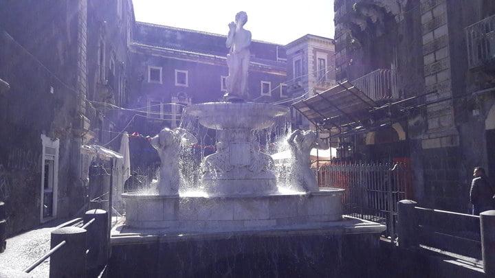 visitare il centro storico di Catania a piedi