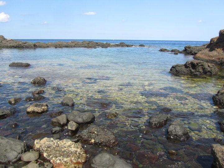 isola di ustica in Sicilia