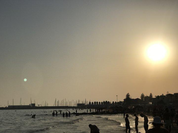 la Spiaggia di Punta Secca